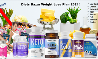 Top 10 Best Keto Weight Loss Supplements 2021 That Melts Fat Instantly!