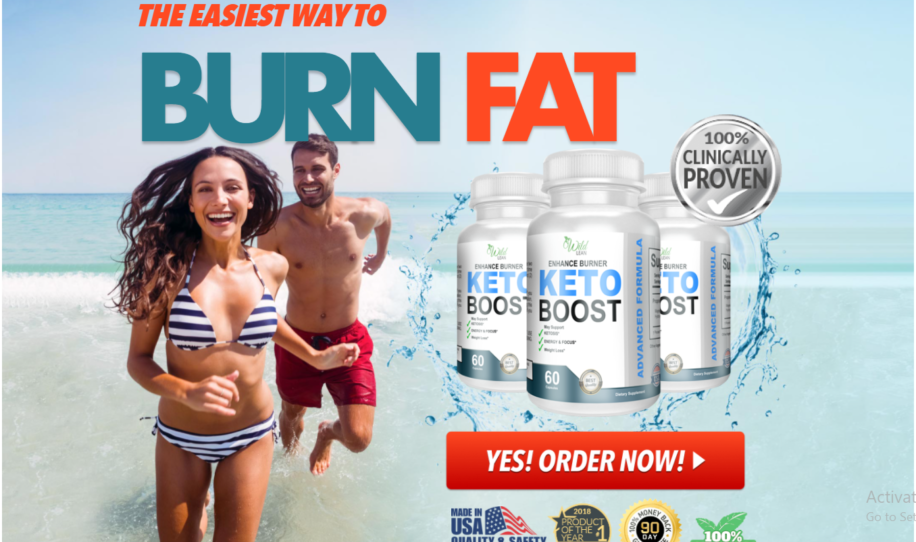 Wild Lean Keto Boost Pills Reviews: Side Effects, Scam, Works & Price!