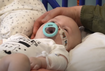 Britain's 5-Month-Old Arthur Suffers From Spinal Muscular Atrophy (SMA).