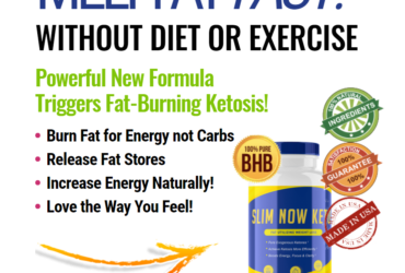 Slim Now Keto Reviews: Does It Really Work Burn Fat? Must Read!